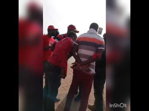 Grande mobilisation de Fouta Tampi dirigée par Fatoumata Ndiaye à Matam qui a perturbé M@cky