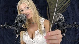 ASMR // Softest Whispered Countdown (with feather)