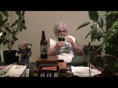 Beer Review # 2530 Hoppin Frog Brewing TORRIS The Tyrant Triple Oatmeal RIS