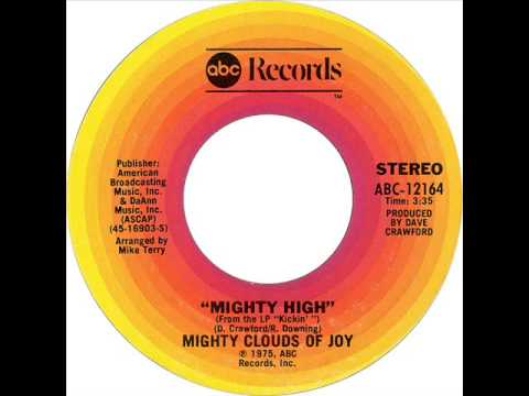 Mighty High - Mighty Clouds of Joy  (1975)