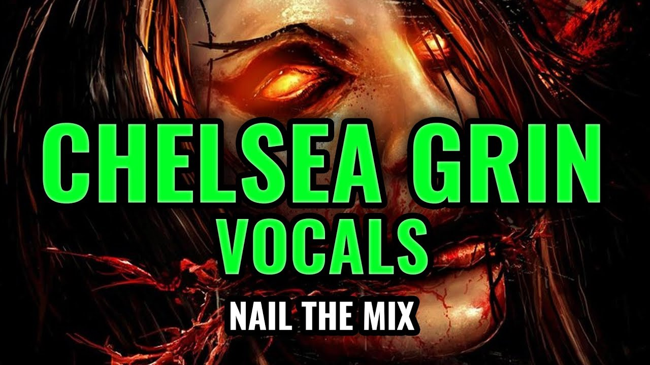Mixing CHELSEA GRIN vocals with Eyal Levi - Nail The Mix