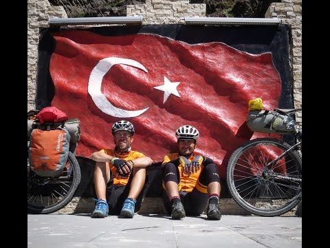 Around the world singlespeed - Turkey Part 1 - The road to Erzurum