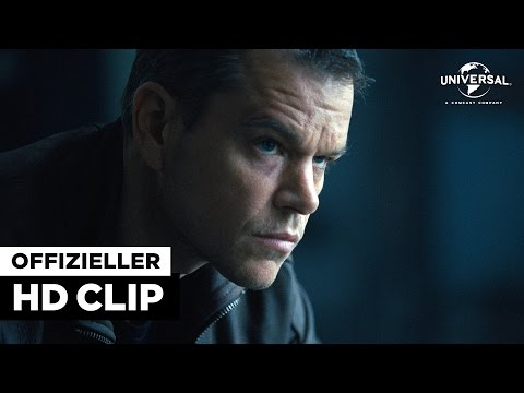 Jason Bourne - Clip HD deutsch / german