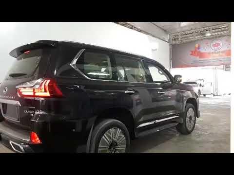 New 2019 Lexus Lx570 Super Sport Black Edition Engine Gasoline