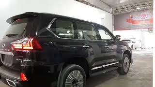New 2019 Lexus LX570 Super Sport Black Edition Engine Gasoline