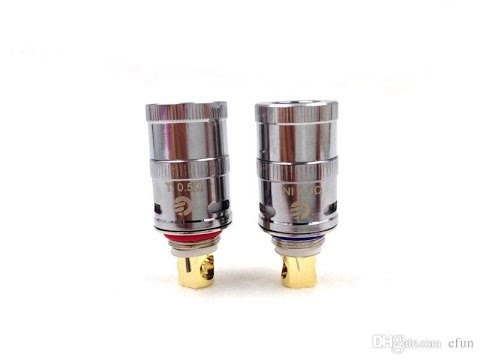 Delta2 Nickel Coils from joyetech -Quick Review