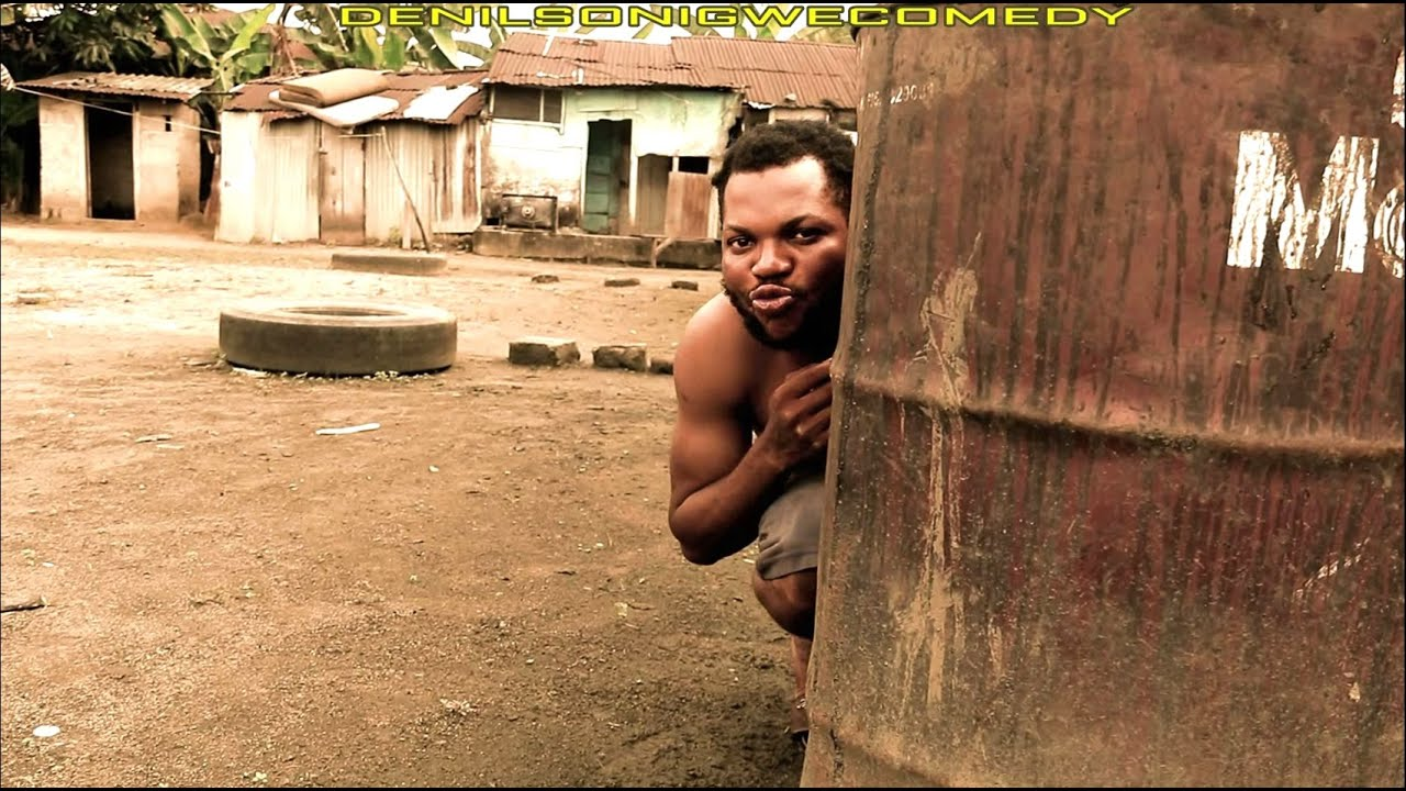 Download DENILSON IGWE COMEDY - FIRE AND PEPPER