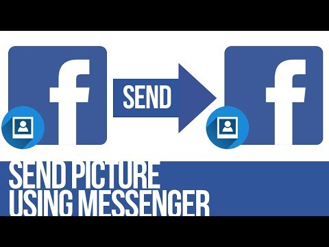 How To Send Pictures In Facebook Messenger | Transfer Photos Through Facebook On Pc & Mac