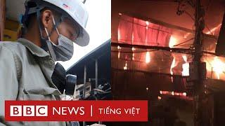 Vụ cháy Rạng Đông và bài học quản lý môi trường đô thị - BBC News Tiếng Việt