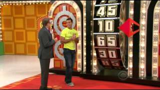 The Price Is Right 1-10-2012