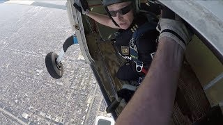 SKYDIVE Into LAFC's Home-Opener at Banc of California Stadium!