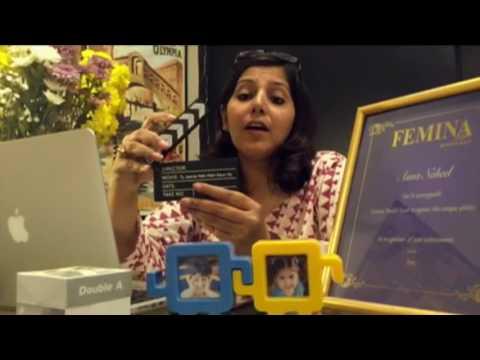 The Unstoppable women at the Femina ME Women Awards 2016   Asma Nabeel