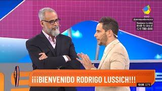 Intrusos 20 Años | La Bienvenida De Rodrigo Lussich Al Equipo