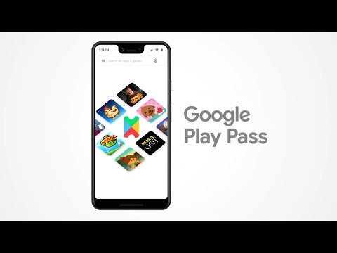 Introducing Google Play Pass