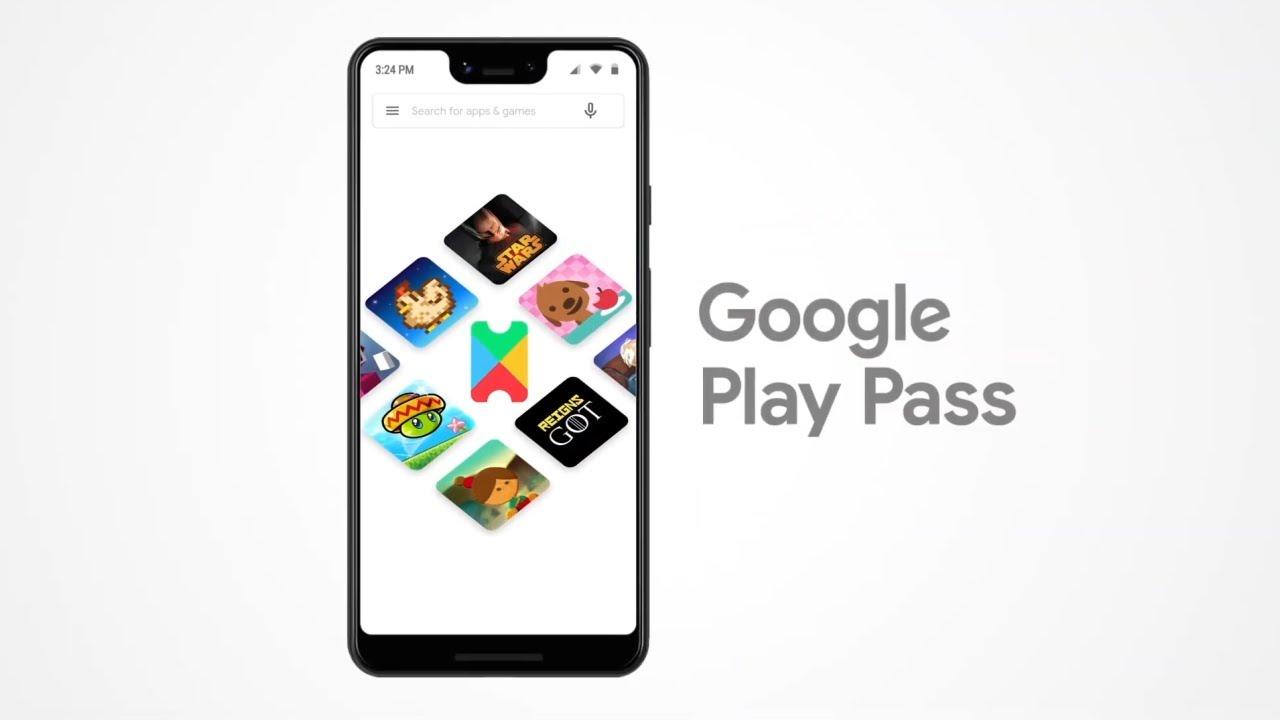Google запустила сервис подписки на игры и приложения Play Pass