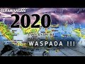 2020, 3 Wilayah Ini Bakal Ditimpa B3ncana? Ini Ramalan Mbakyu