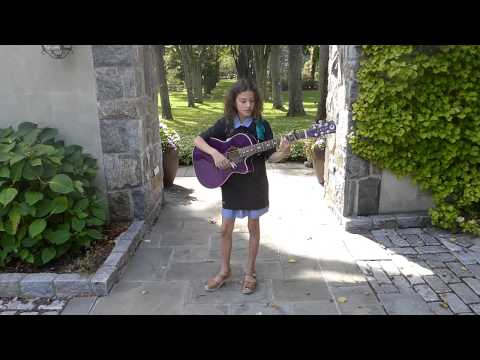 "STRIVR- Zia Uehling singing ""Try A Little Kindness"" by Glen Campbell"