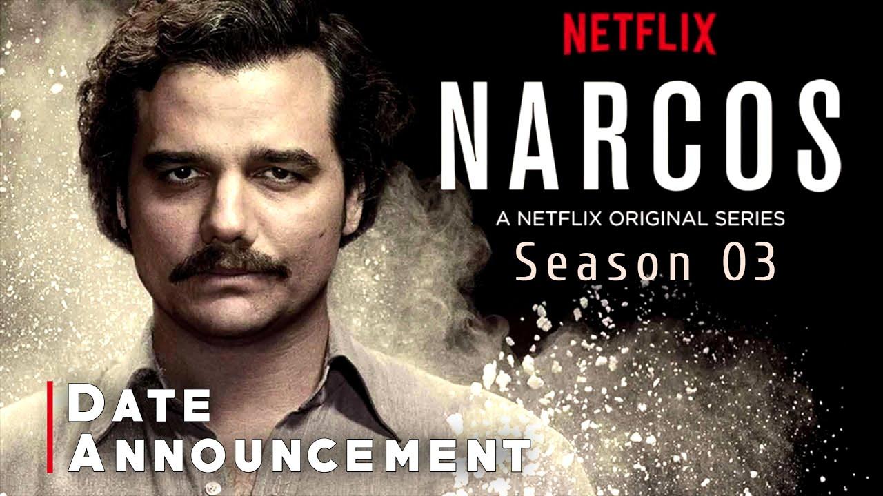 Download Narcos: Mexico | Season 3 Date Announcement | Netflix