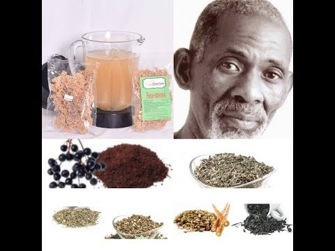 How To Mix Dr. Sebi Approved Herbs To Cleanse the Liver, Kidney, and Blood during your 21 day fast