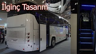 Otokarın En Güzel Otobüsü (Türk Markası) - Otokar Doruk T Busworld İzmir