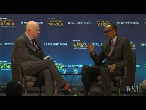 Rwandan President: There's Not Been a U.S.-Africa Policy for