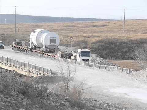 Перевозка Газовой Турбины Сибай Худолаз