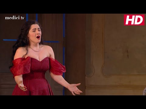 Glyndebourne Opera Cup 2018: Final Round - Elbenita Kajtazi (3rd Prize)