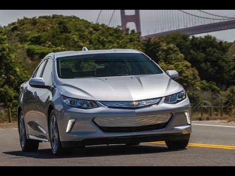 2016 Chevrolet Volt Start Up and Review Plug In Hybrid