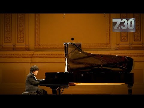 Meet Nobuyuki Tsujii, the blind concert pianist who learns by ear