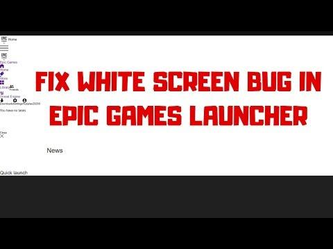 new epic launcher