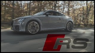 2018 Audi TT RS First Drive Review | Entry Level Supercar