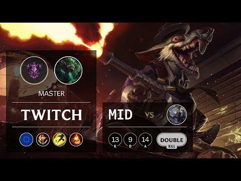 Twitch Mid vs