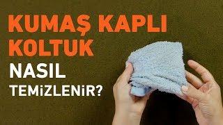 Kumaş Kaplı Koltuk Nasıl Temizlenir?
