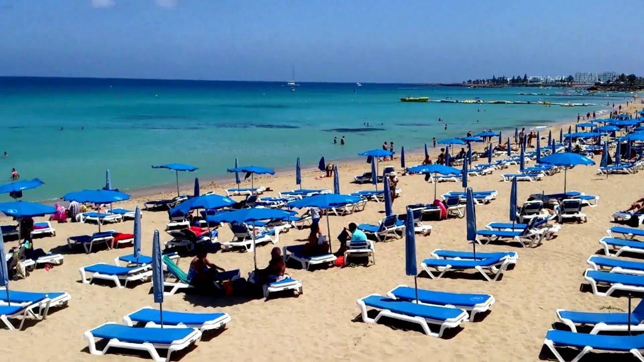 Sunrise Beach Hotel Zypern