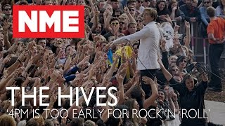 The Hives at Leeds Festival: