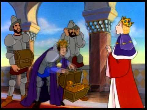 Исторические личности христофор колумб мультфильм