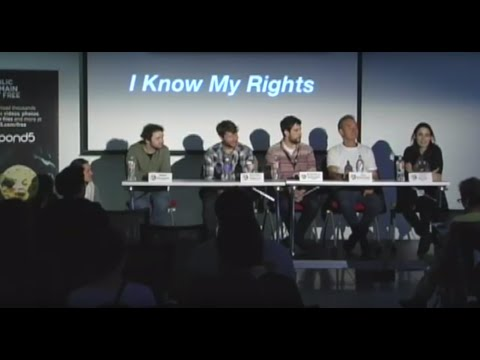 I Know My Rights Panel (T/F 2015)