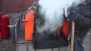 Ямочный ремонт(Наша компания- единственный в Украине производитель оборудования для ремонта асфальта с помощью инфракрас..., 2015-01-13T09:16:37.000Z)
