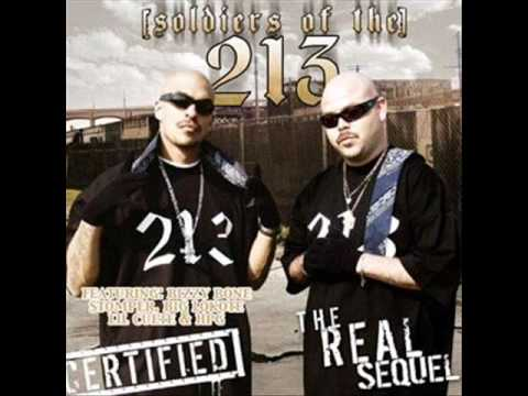 We're Back - Soldiers Of The 213