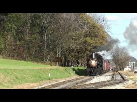 Strasburg Railroad: Trains & Troops 2010