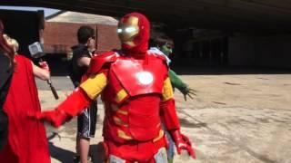 The Avengers Tik Tok Parody