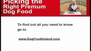 Premium Dog Food Ireland, Dog Training Ireland