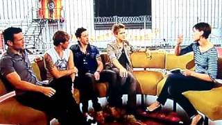 mcfly on bblb interview