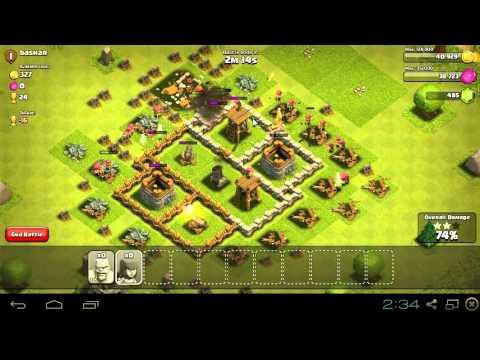 How To Get Your 3rd Builder Free In Clash Of Clans + 3 Star Barch Raid