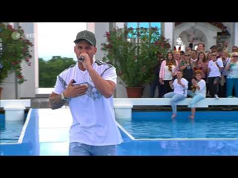 Pietro Lombardi - Phänomenal - ZDF Fernsehgarten 24.06