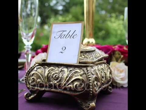 My Something Borrowed - Bespoke Wedding & Event Styling