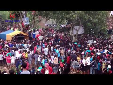 CINTA DI ANTARA KITA _ GERRY M ft WIWIK S New Palapa garang komunity  Ngelo Karangrowo  Kudus 2018