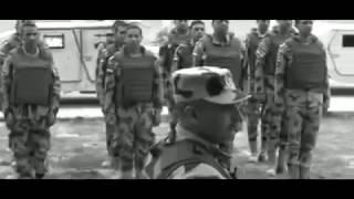مؤثر جدا - قائد الكتيبة 103 صاعقة قبل استشهاده