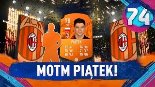 MOTM PIĄTEK! - FIFA 19 Ultimate Team [#74]
