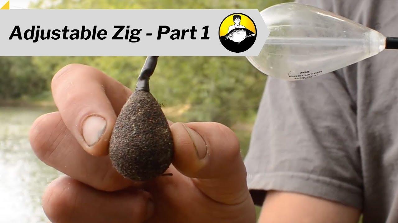 Big Zig The Rig : The adjustable zig rig part youtube